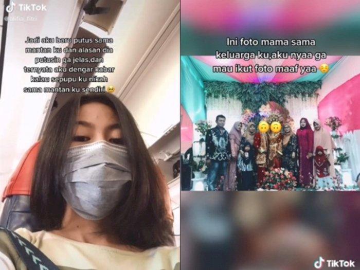 Nyesek, Curhatan Wanita yang Ditinggal Pacar Nikah dengan Sepupu Sendiri