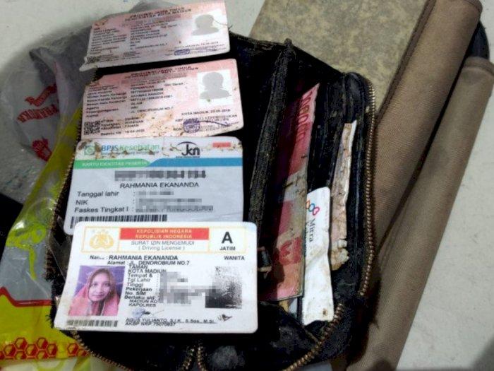 Dompet Penumpang Sriwijaya Air Ditemukan Penyelam TNI AL, Ada Identitas 2 Anaknya