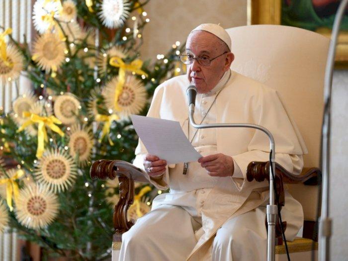 Dokter Pribadi Paus Fransiskus Meninggal karena Virus Corona