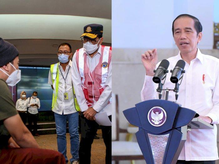 Presiden Jokowi Telpon Menhub Lebih dari 5 Kali, Minta Update Jatuhnya Sriwijaya Air
