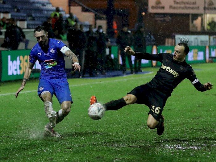 FOTO: Piala FA, Stockport vs West Ham United 0-1