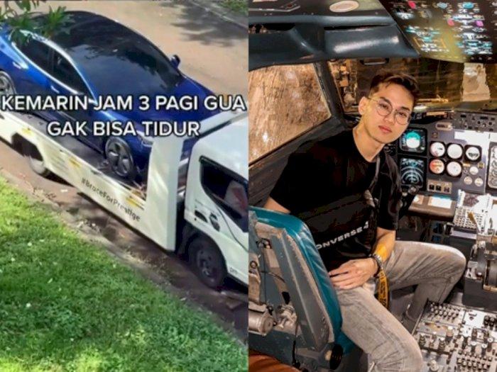 Iseng Dini Hari Tak Bisa Tidur, Sultan Medan Beli Tesla 1,5 Miliar, Katanya: Murah Banget