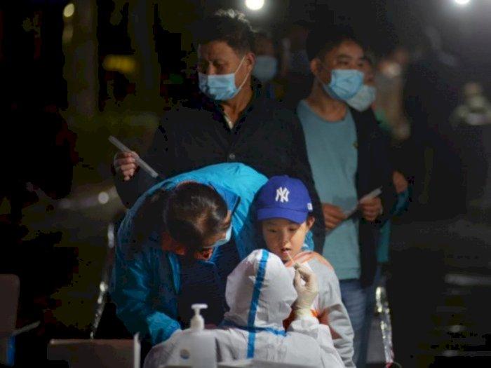 Virus Corona Kembali Menggila di Tiongkok