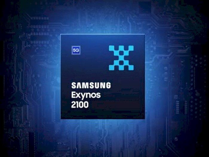 Samsung Resmi Luncurkan Exynos 2100 5G, Bakal Dipakai di Galaxy S21 Series!