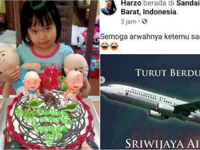 POPULER: Sosok Adik Yumna Penggemar Upin-Ipin, Musibah Kecelakaan SJ-182 Dijadikan Lelucon