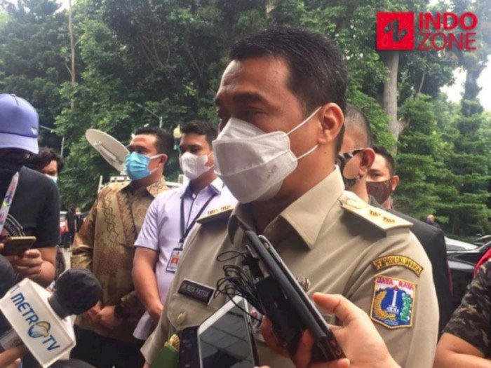 Tak Bisa Divaksin Covid-19, Wagub DKI: Kita Ikuti Aturan Dinkes