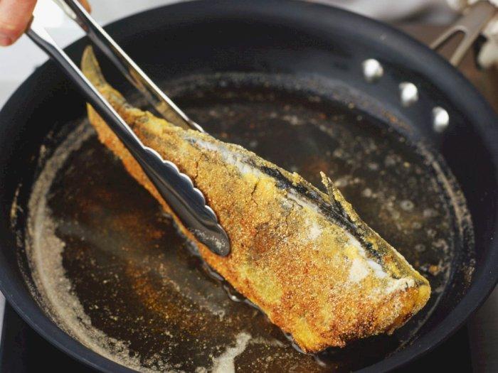 Jangan Takut, Begini Trik Goreng Ikan Tanpa Kecipratan Minyak dan Agar Matang Sempurna