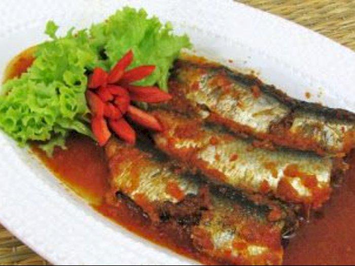Biar Tidak Amis, Ini Dia Cara Masak Ikan Sarden Kalengan