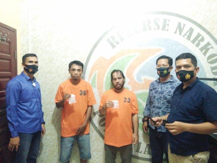 3 Kali Jadi Buronan, Tersangka Kasus Narkoba di Rantauprapat Akhirnya Ditangkap