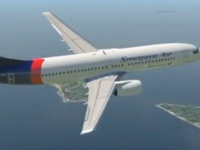 Viral Video In Memoriam Sriwijaya Air SJ-182 Rute Jakarta-Surga, Bikin Netizen Sedih