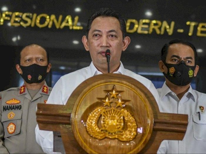 Listyo Sigit Prabowo Jadi Calon TunggalKapolri, Bukti Indonesia Bukan Negara Agama