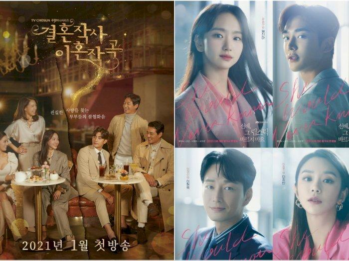 Daftar Drama Korea yang Rilis Januari 2021