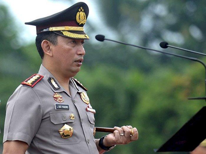 Presiden Jokowi Tunjuk Komjen Listyo Sigit Prabowo, Calon Tunggal Pengganti Kapolri