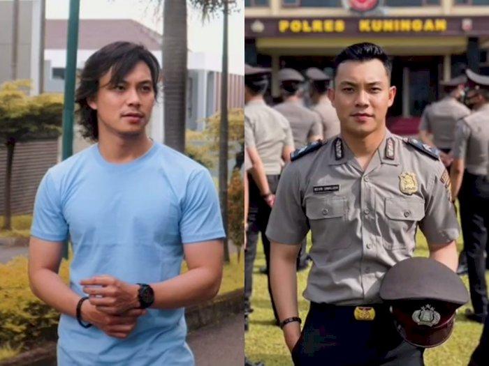 Viral Potret Tampan Polisi yang Bikin Kaum Hawa Salting, Warganet: Pengen Nyerahin Diri