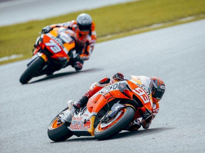 Tampil Buruk di MotoGP 2020, Ini Target Baru Pabrikan Honda di MotoGP 2021