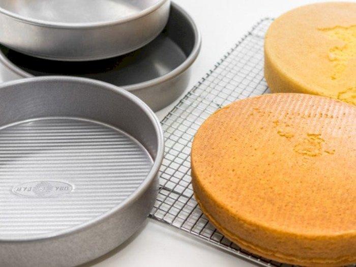 Habis Masak-Masak, Jangan Lupa Bersihkan Cetakan Kue, Begini Caranya