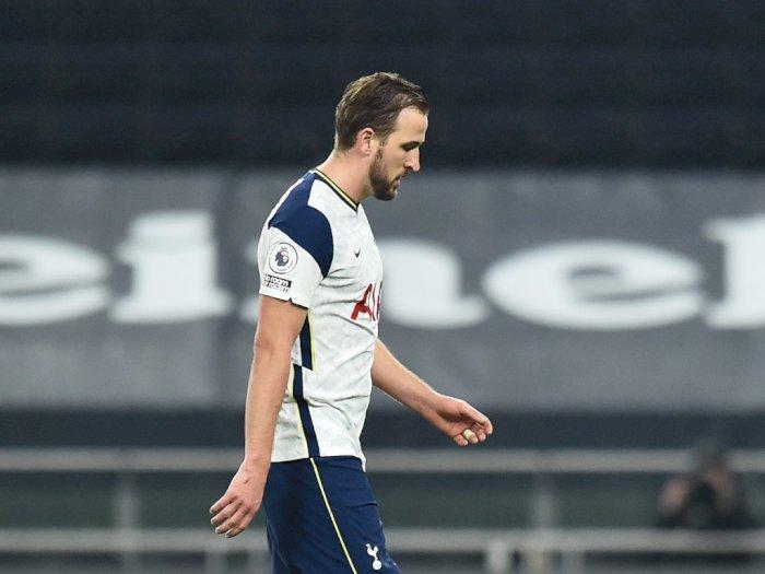 FOTO: Liga Inggris, Tottenham Ditahan Imbang 1-1 Oleh Fulham