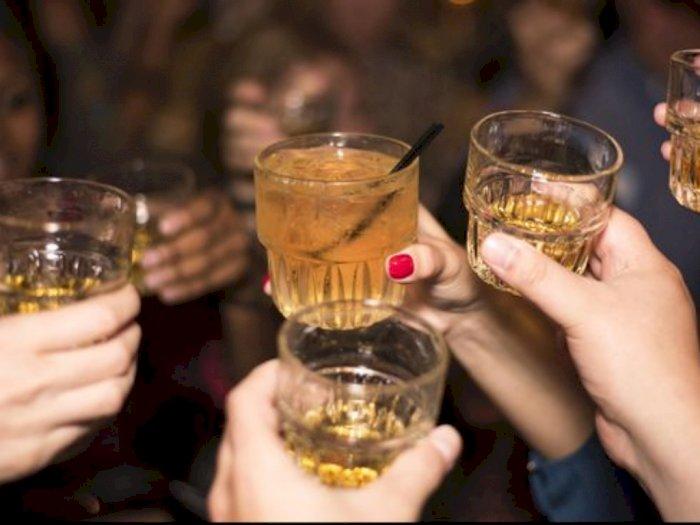 Jangan Meminum Alkohol Saat Proses Vaksinasi, Kalau Kamu Tidak Mau Begini!