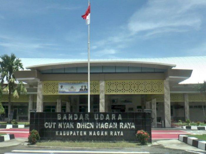 Realisasikan Pengembangan Bandara Cut Nyak Dhien, Nagan Raya Aceh Usulkan Dana Rp 114 M