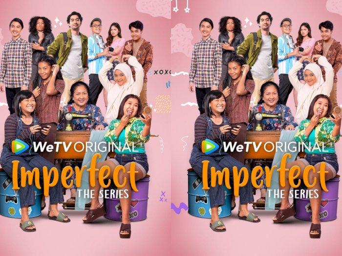 Film 'Imperfect' Hadir dalam Basis Serial, 'Spin-off' dari Geng Kosan