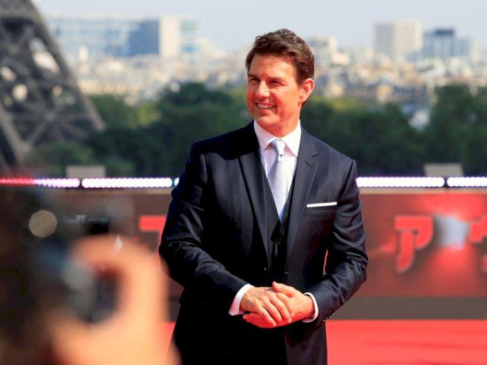 Demi Jaga Keamanan Lokasi Syuting, Tom Cruise Beli Robot Anti-Corona