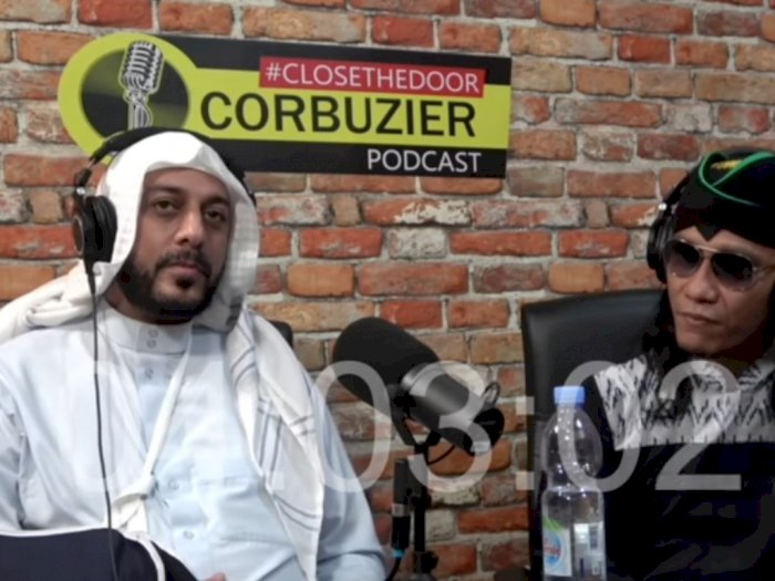 Mengingat Kembali Baiknya Syekh Ali Jaber Memaafkan Pelaku Penusukan Terhadap Dirinya