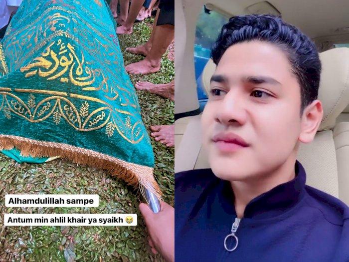 Syekh Ali Jaber Wafat, Syakir Daulay: Ini Hari yang Mengejutkan, Gua Sedih Banget