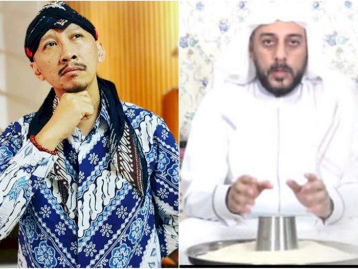 Abu Janda Bilang Syekh Ali Jaber Kena COVID Tidak Selamat, Padahal Negatif COVID-19
