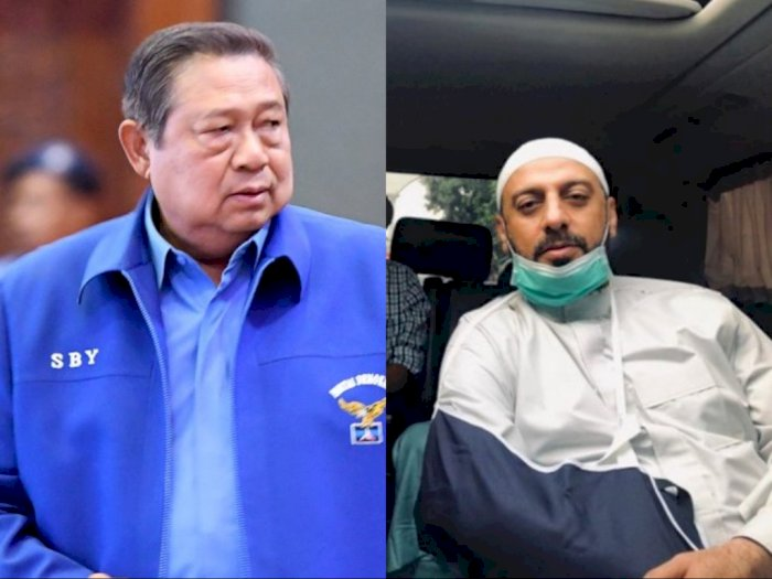 SBY Kenang Syekh Ali Jaber saat Jenguk Mendiang Istri, Tausiyahnya Dinilai Bikin Tenteram