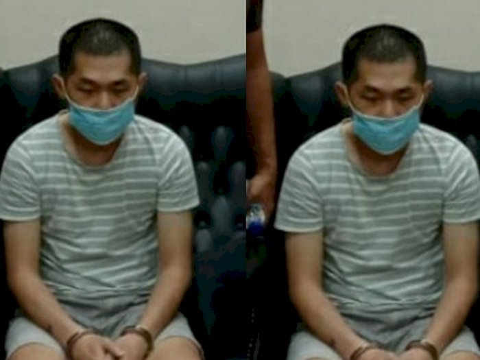 Kabur Bertahun-tahun, Buronan Kasus Perdagangan Orang di Medan Akhirnya Diringkus