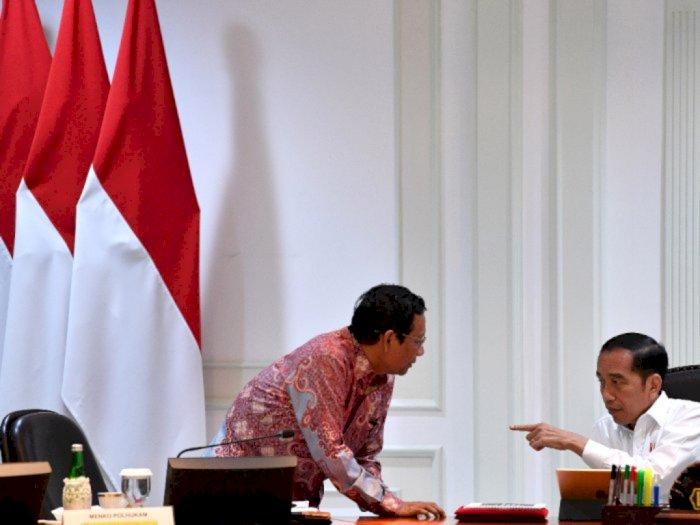 Komnas HAM Serahkan Hasil Investigasi Tewasnya Anggota FPI, Mahfud Sampaikan Pesan Jokowi