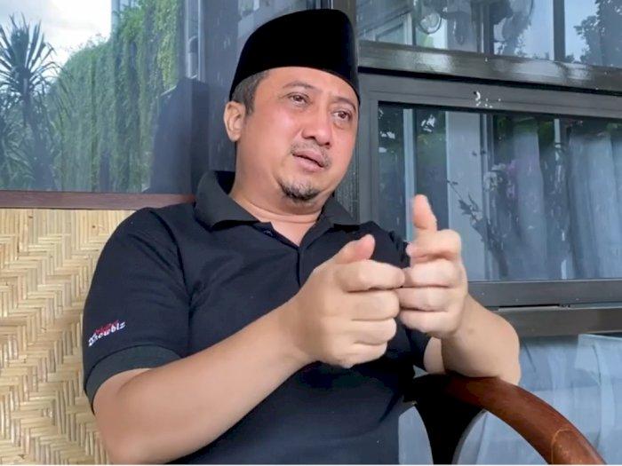 Tangis Ustadz Yusuf Mansur Pecah Kabarkan Syekh Ali Jaber Meninggal Dunia
