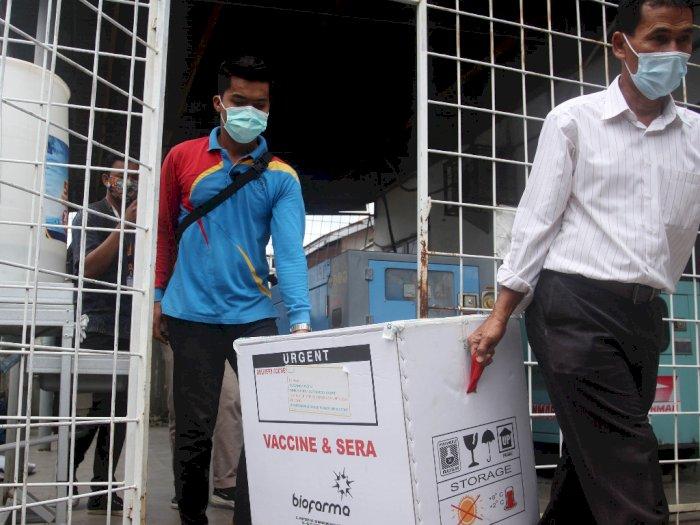 83.566 Personel Polri Akan Kawal Vaksin Covid-19 di Seluruh Indonesia