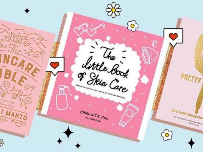 Biar Makin Pinter, Buku Ini Harus Dibaca untuk Para Penggemar Skincare-an!