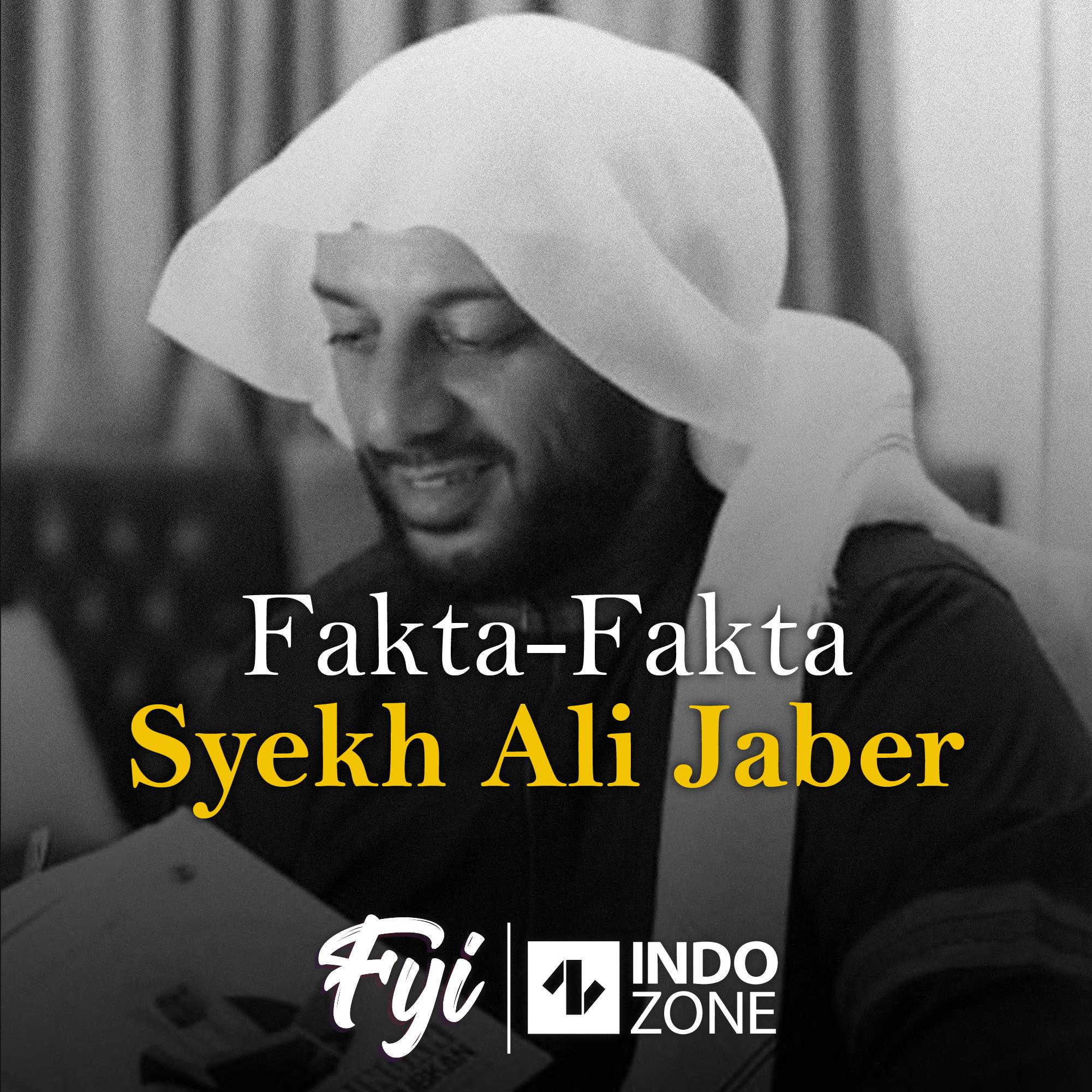 Fakta-Fakta Syekh Ali Jaber