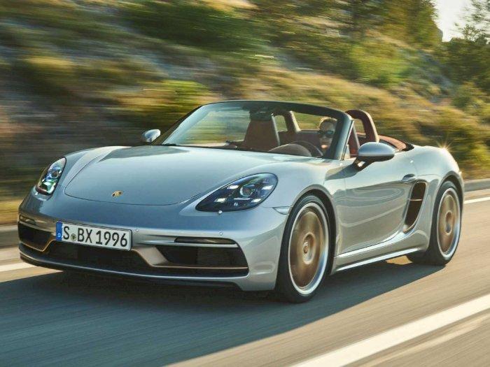 Merayakan Ultah ke-25, Porsche Meluncurkan Produk Terbaru, Dijual Rp1,4 Miliar!