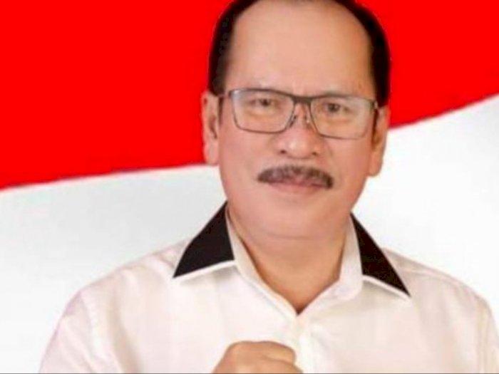 Kabar Duka, Wali Kota Pematangsiantar Terpilih Asner Silalahi Meninggal Dunia di Medan