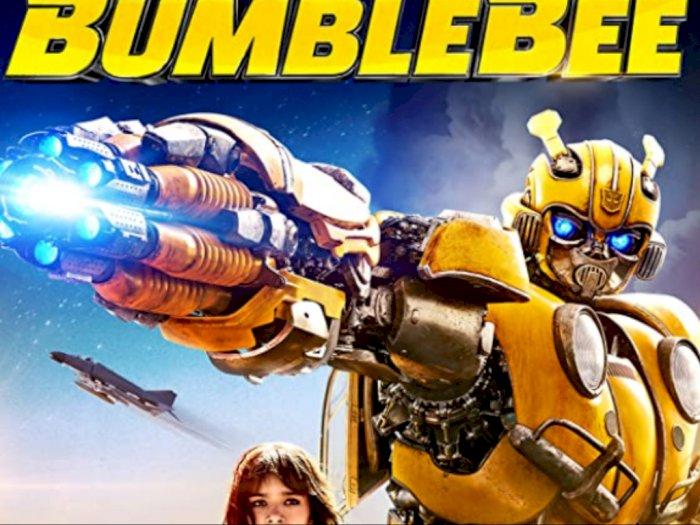 Sinopsis 'Bumblebee' (2018) - Kisah Bumblebee untuk Menyelamati Bumi
