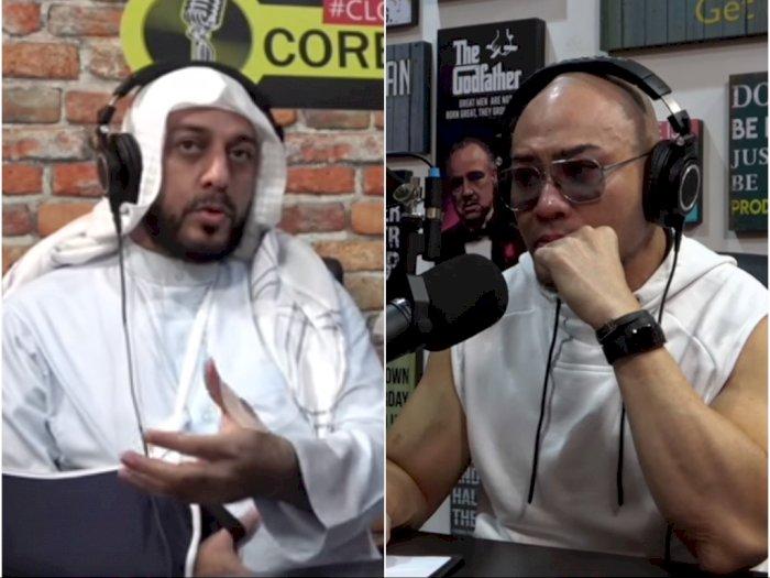 Kenang Syekh Ali Jaber, Deddy Corbuzier Sebut Beliau Sosok Pendamai