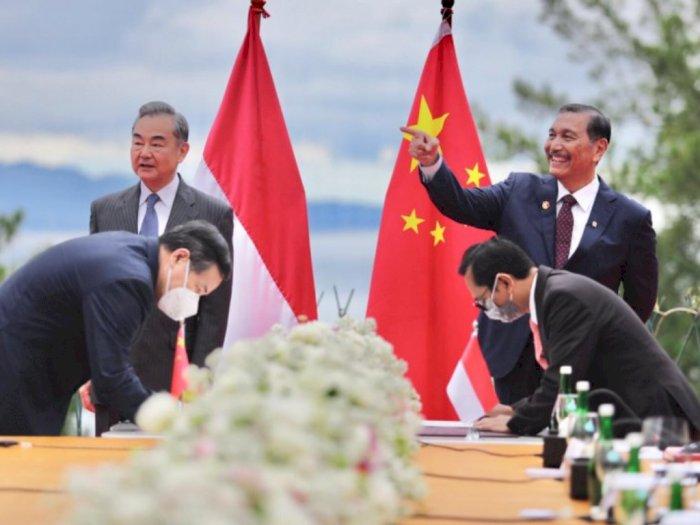 RI-Tiongkok Tingkatkan Kerja Sama dari Kawasan Industri hingga Kesehatan