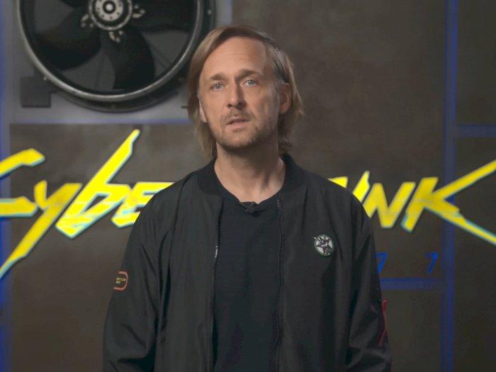 Co-Founder CD Projekt Red Minta Maaf Atas Masalah di Game Cyberpunk 2077!