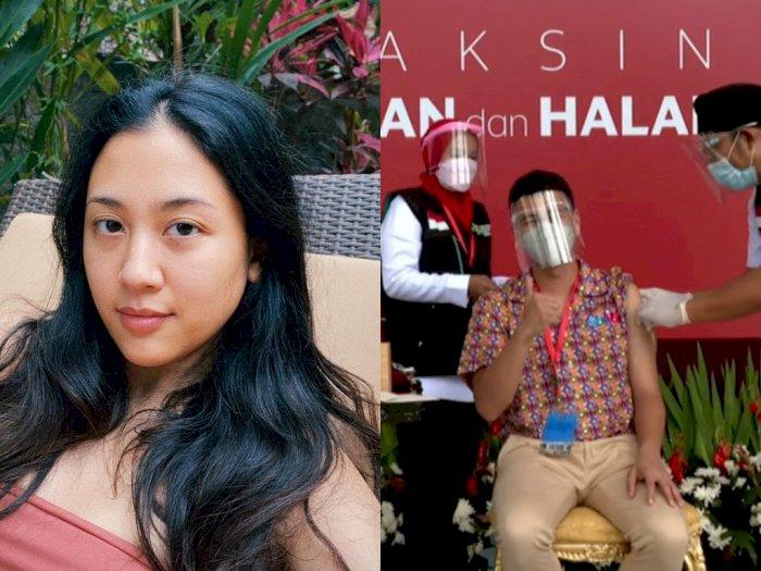 Geram Lihat Raffi Ahmad Keluyuran usai Divaksin, Sherina: Tolong Beri Contoh yang Baik