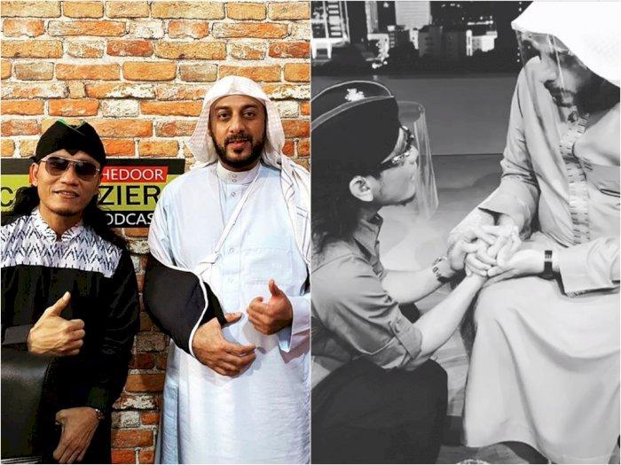Gus Miftah Kenang Sosok Syekh Ali Jaber, Ada Janji yang Belum Terlaksana