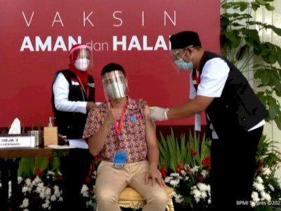 Raffi Ahmad Jalani Sidang Perdana Gugatan Pelanggaran Prokes 27 Januari di PN Depok