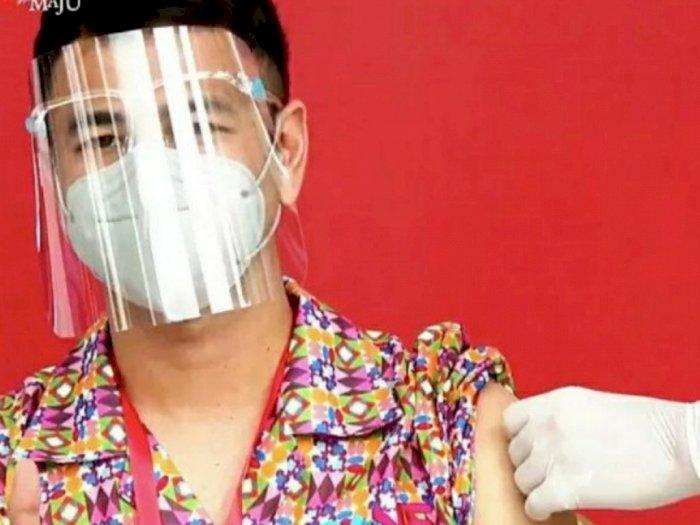 Dianggap Langgar Protokol Kesehatan Usai Vaksin Covid-19, Raffi Ahmad Digugat