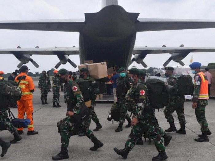 Gempa Magnitudo 6,2 Guncang Sulbar, Penerbangan di Bandara Masih Berjalan Normal