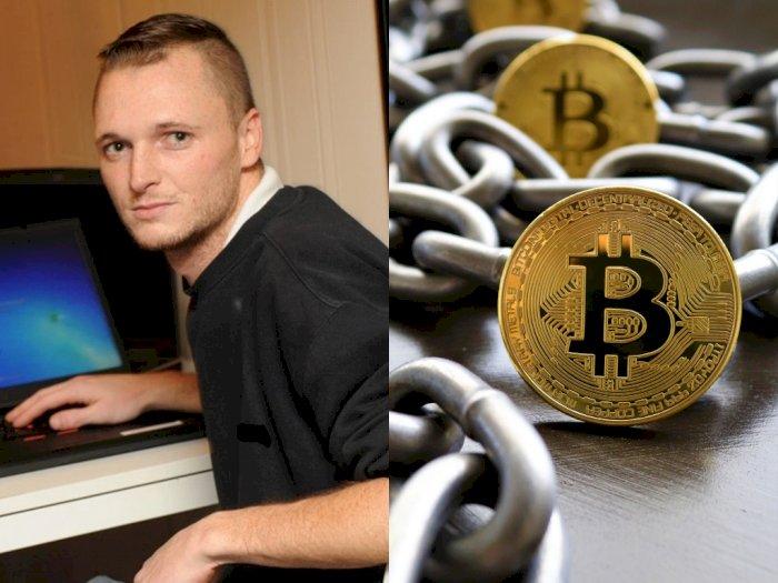 Kehilangan 7.500 Bitcoin di Hard Drive, Pria Ini Buat Sayembara dengan Hadiah Rp1 Triliun