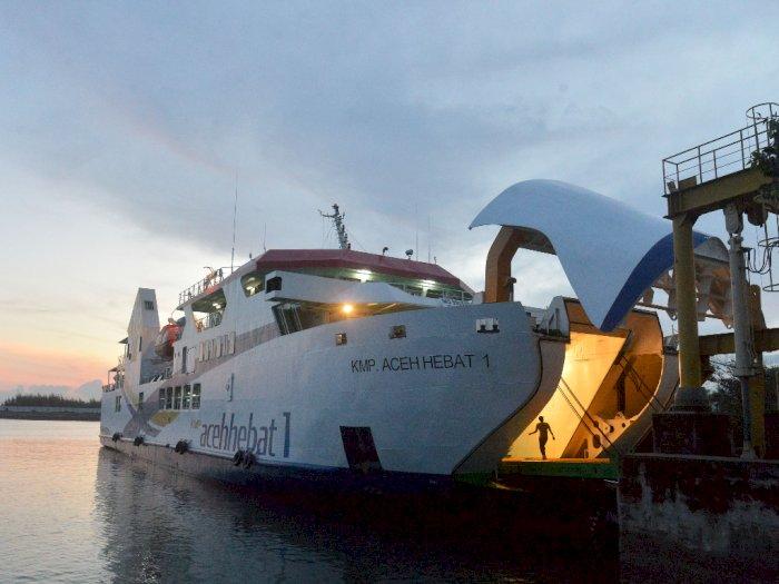 FOTO: Kedatangan Tiga Kapal Baru Aceh Hebat