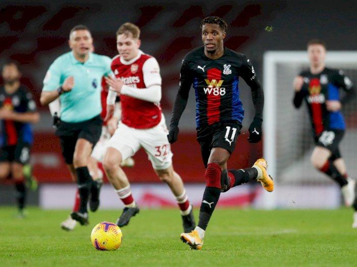 FOTO: Liga Inggris, Arsenal vs Crystal Palace 0-0