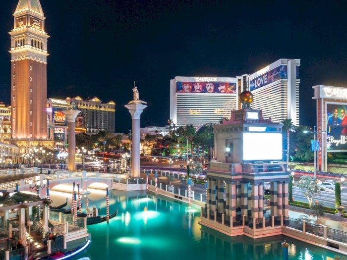 Las Vegas Yang Kini Semakin Redup Akibat Pandemi Corona